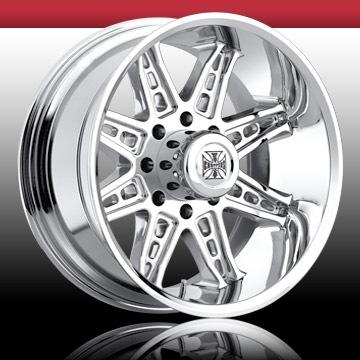jesse james wheels